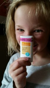 Emily Press Syd Sunscreen, Emily Press Labels Review