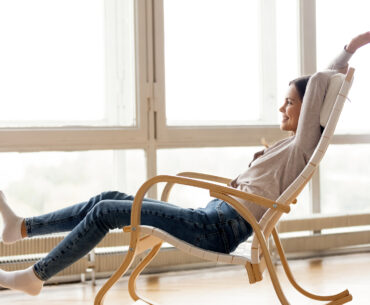 Women Aren't Being Lazy When They Do Nothing