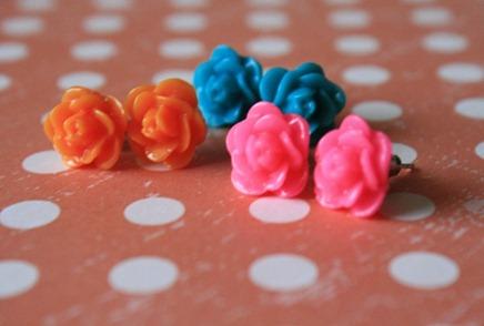 Make Your Own Resin Earrings!