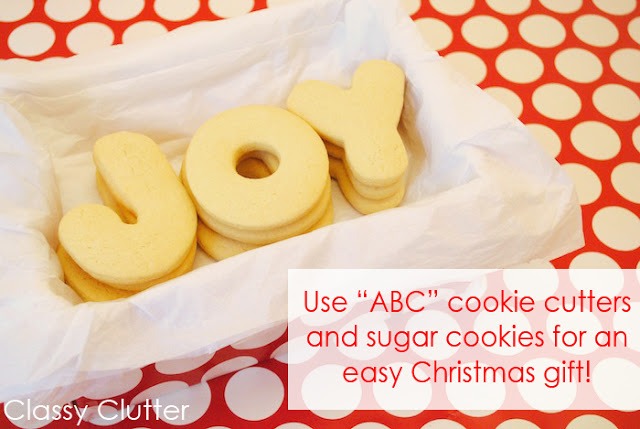 Grandma's Old Fashioned Sugar Cookie by Classy Clutter