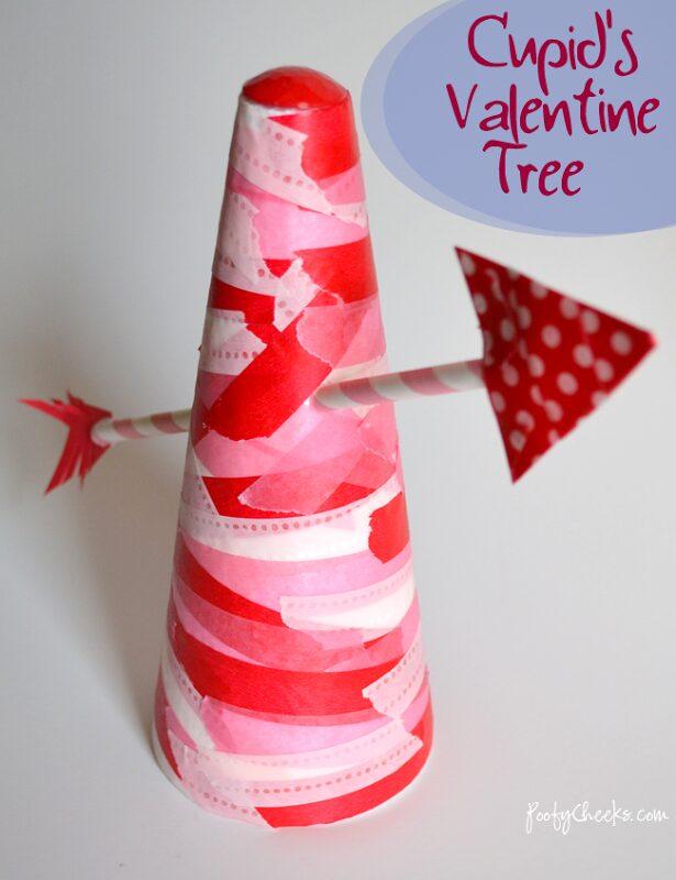 Cupid's Valentine Tree