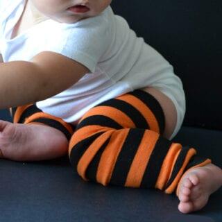 Baby Leg Warmer Tutorial