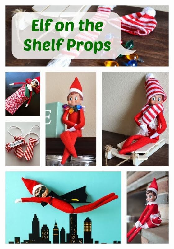 Where to Find Elf on the Shelf Props