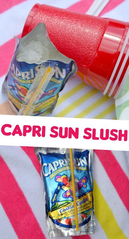Capri Sun Summer Slush