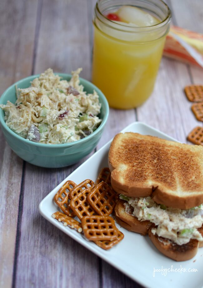 Chicken Salad Recipe from poofycheeks.com
