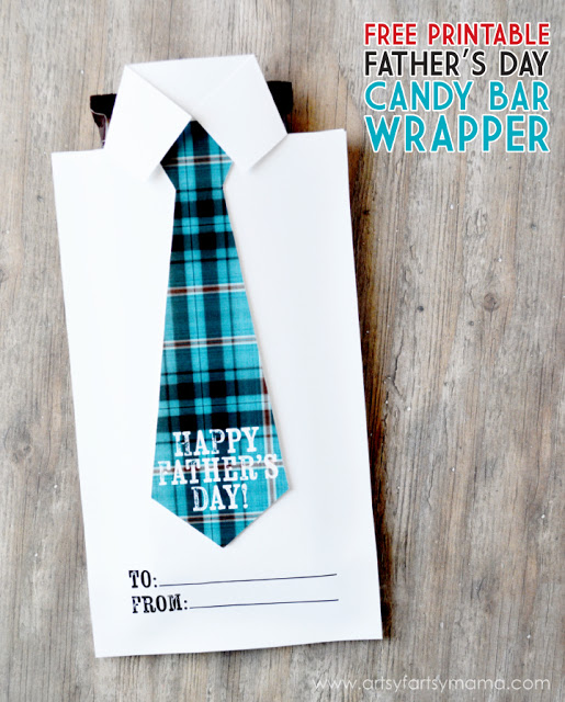 http://www.artsyfartsymama.com/2015/06/fathers-day-candy-bar-wrapper.html