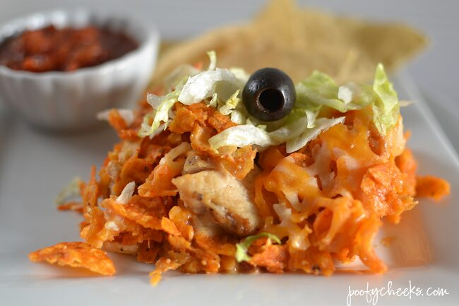 Need a quick and easy dinner? 30 Minute Meal - Chicken Taco Bake