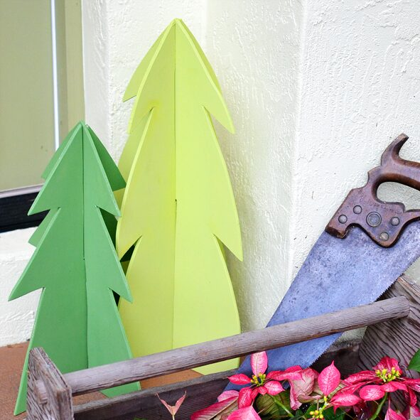 Christmas Porch - Home Tour