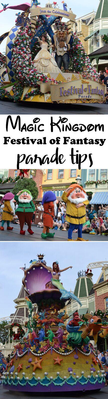 Travel Central Florida – Disney Festival of Fantasy Parade