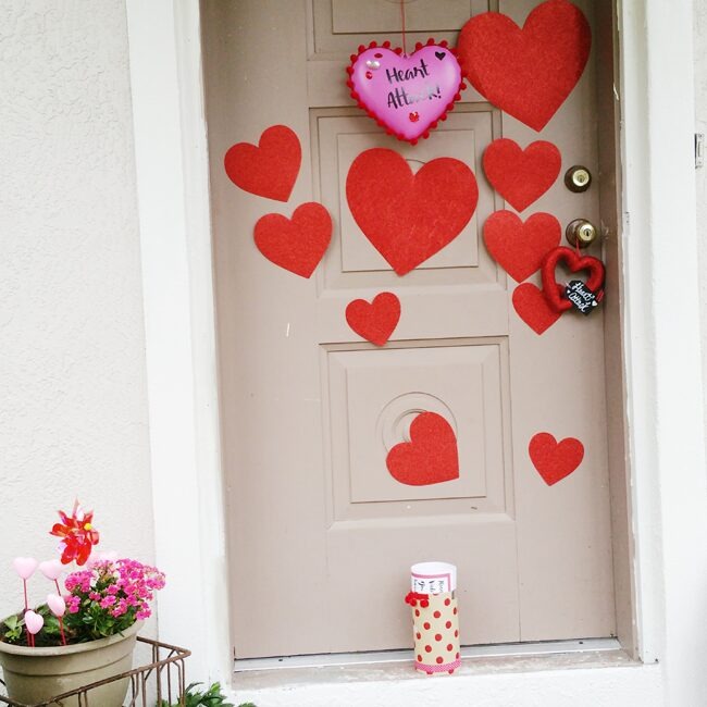 Valentine's Day Printable – Heart Attack Your Neighbors and Friends