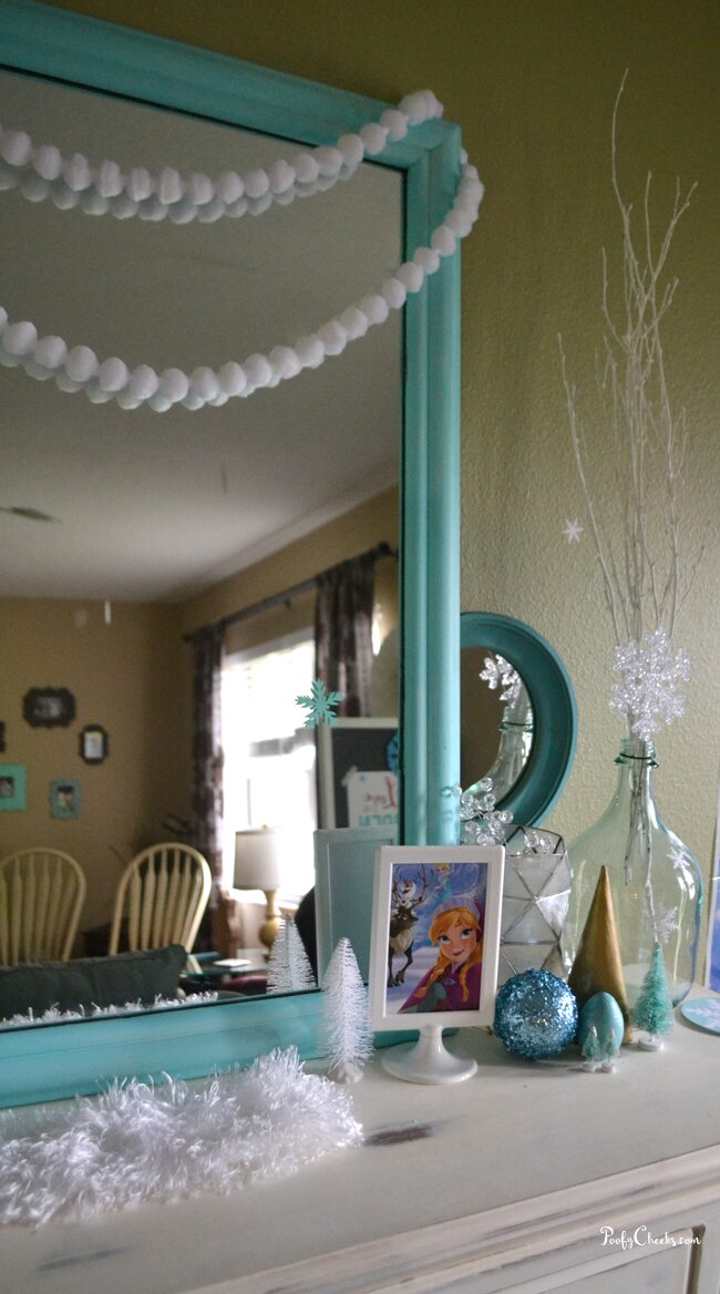 Frozen Themed Birthday Party – Delilah Turns 3