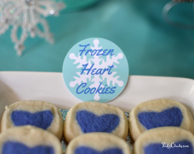 Frozen Themed 3rd Birthday Party