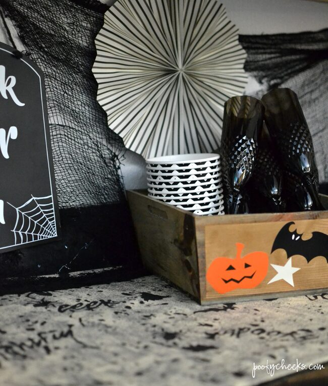 Adult Halloween Party Decorations - Elegantly Spooky