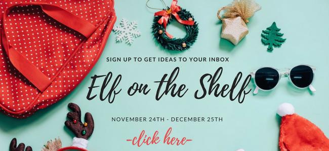 Elf on the Shelf Newsletter