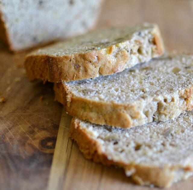 Easy Banana Nut Bread