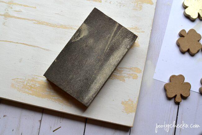 chippy paint tutorial