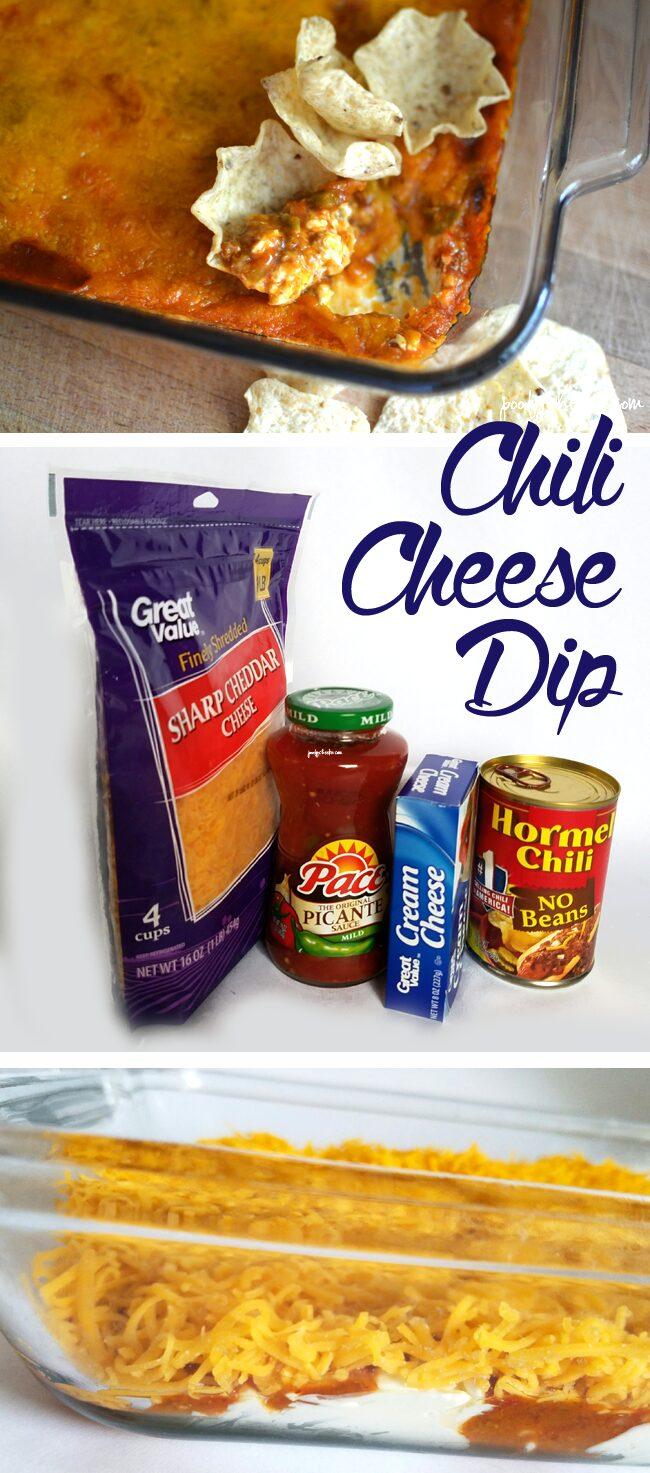 creamy chili cheese dip recipe