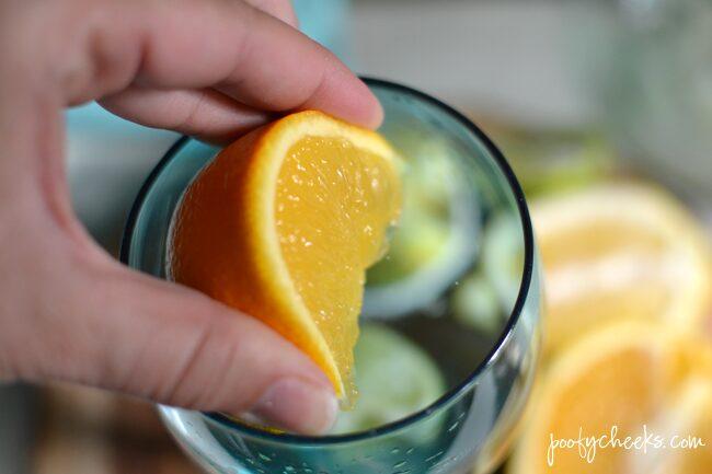 Citrus Sagria Recipe