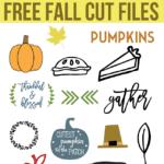 Free Fall Cut Files - Digital Designs