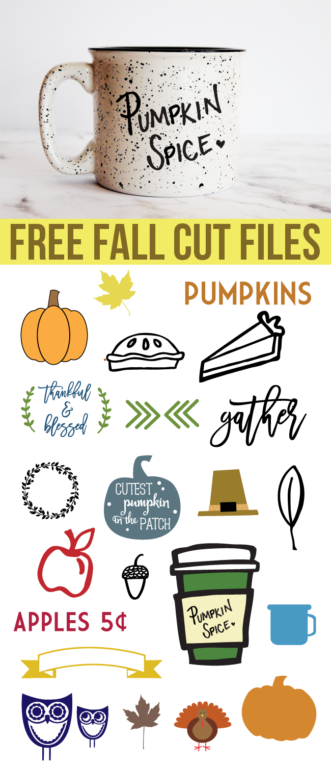 Fall Cut Files