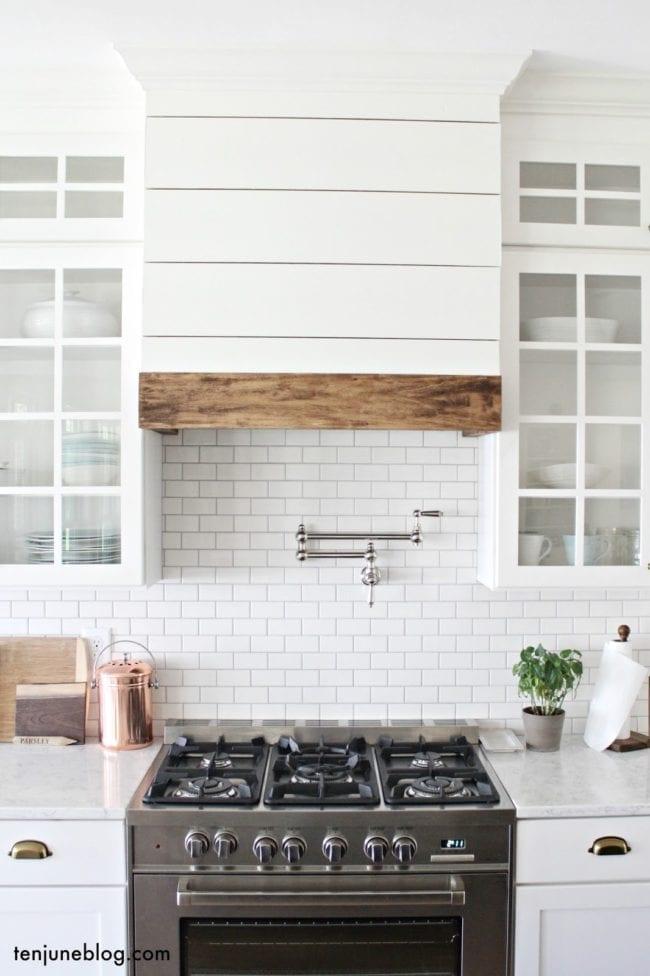 Kitchen Ideas to Love - Farmhouse kitchen ideas and genius kitchen redos