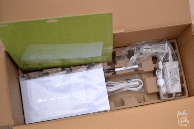 Unboxing and hooking up your new Circuit Explore Air 2 machine.