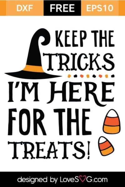 15 Free Halloween Cut Files for Silhouette or Cricut