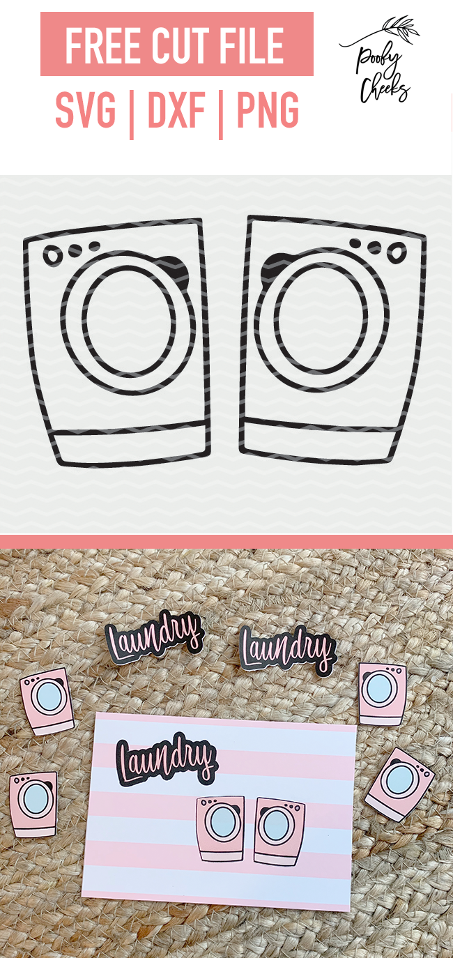 washer and dryer digital design