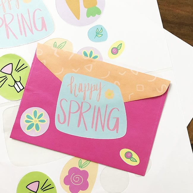 15 Free Spring Cut Files for Silhouette or Cricut from Poofycheeks.com