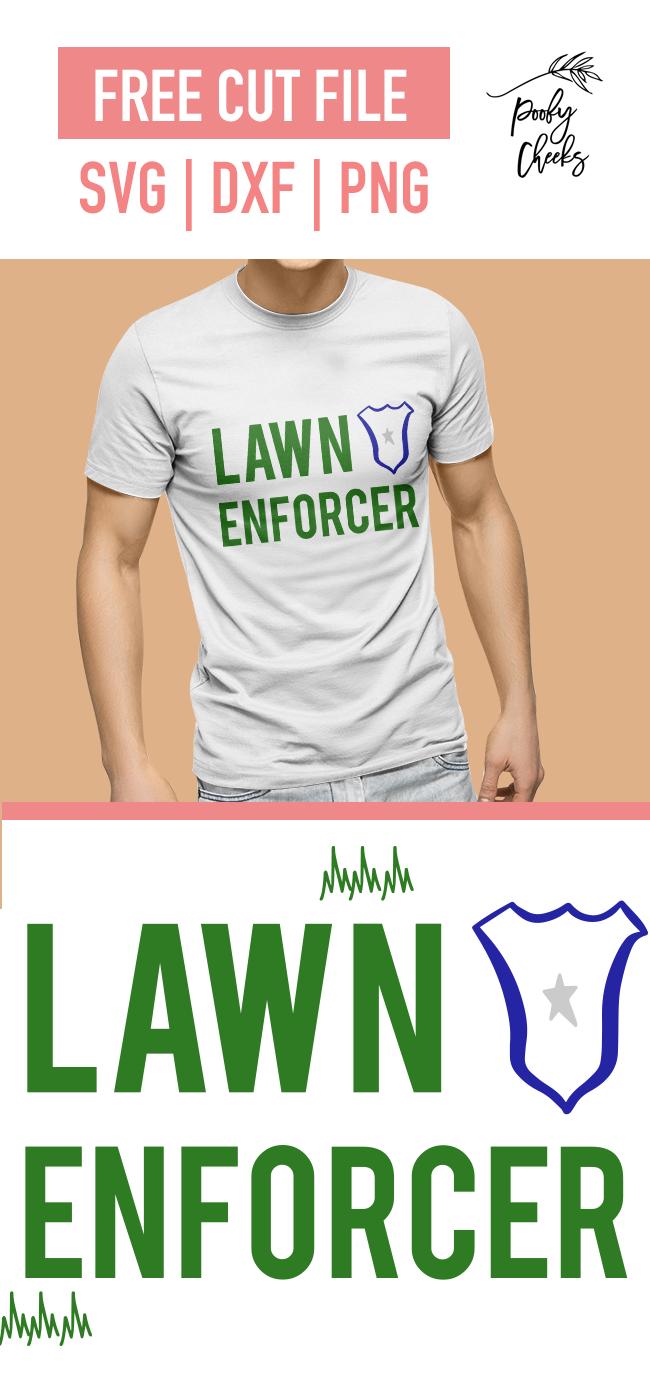 Lawn Enforcer Cut File