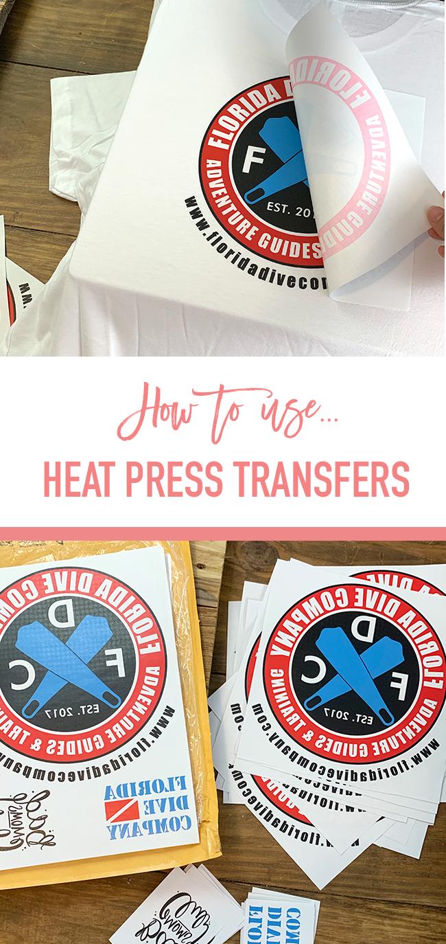heat press transfers