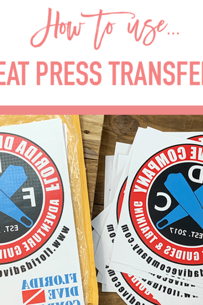 Heat Press Transfers VS Heat Transfer Vinyl – Heat Press Business