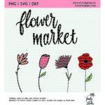 flowers and flower market design