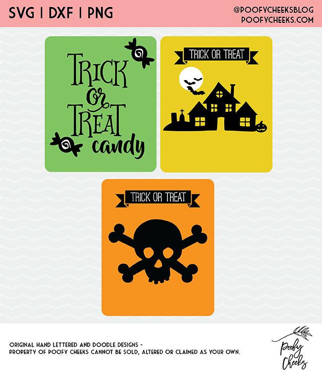 Halloween cut file digital design