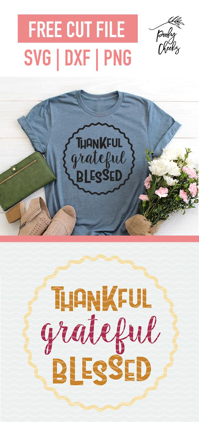 thanksgiving cut file