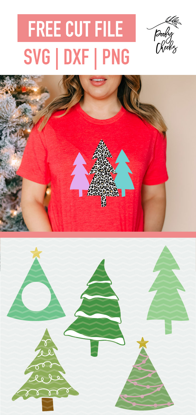 christmas tree digital designs