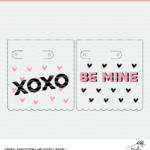 Lollipop Valentine Card Printable