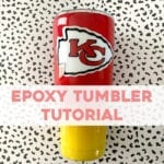 Epoxy Tumbler Tutorial