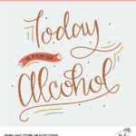 Today is a day for Alcohol Cut File
