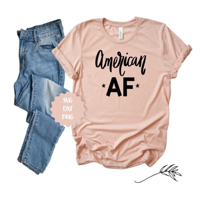 American Cut File - American AF