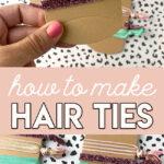 How to Make Hair Ties