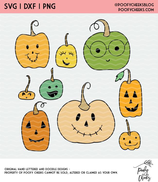 Pumpkin Crew Cut File