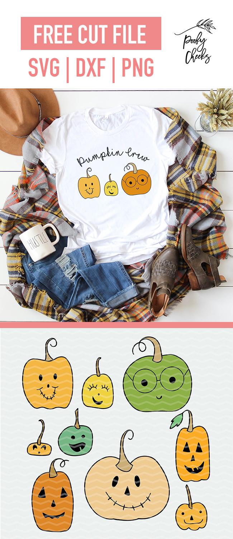 Pumpkin Crew - Cut File