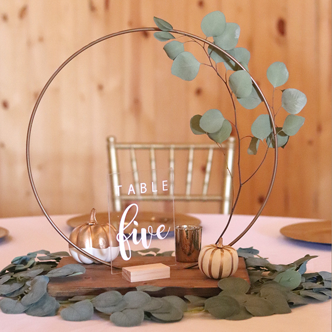 Wedding Centerpiece DIY
