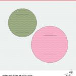Layered Tag Cut File - Digital Design