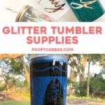 Glitter Epoxy Tumblers