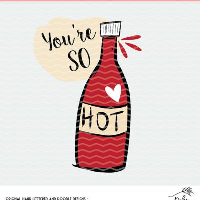You're So Hot Digital Design