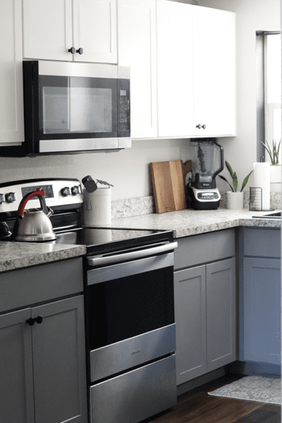 Painting MDF Kitchen Cabinets – Thermofoil Cabinet Redo