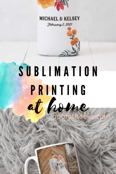 Sublimation Printing at Home – Sublimation for Beginners