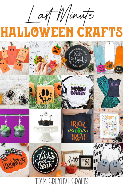 Trick or Treat Cut File – SVG, DXF, PNG for a Halloween Trick or Treat Sign